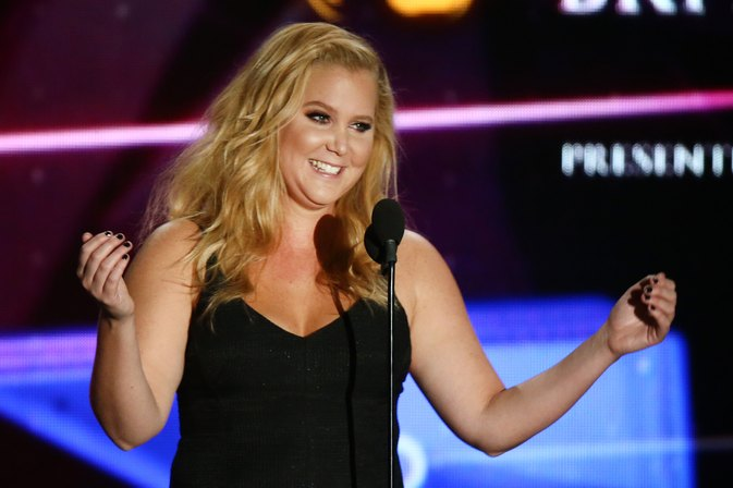 Amy Schumer explains why 'I Feel Pretty' is so misunderstood