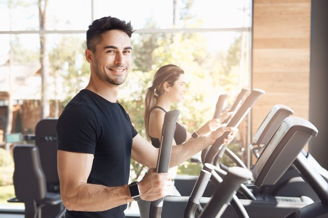 How to Do High-Intensity Interval Training on an Elliptical Machine