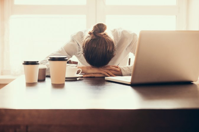 Why Going to Work Hungover May Be a Complete Waste of Time