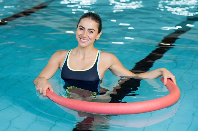 Free Water Aerobic Routines
