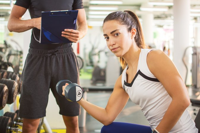 about issa personal training certifications livestrong com