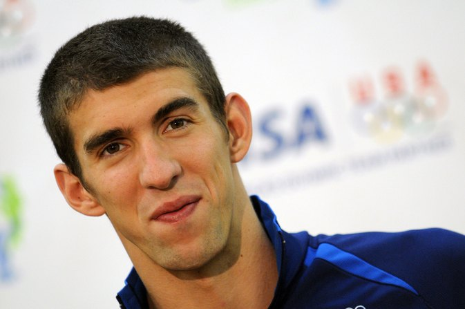 Michael Phelps Debunks Those 12,000-Calories-a-Day Reports