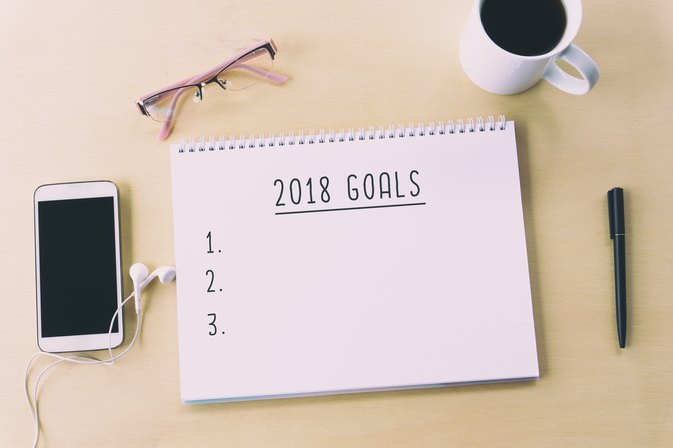 6 Easy New Year's Resolutions You Can Actually Keep