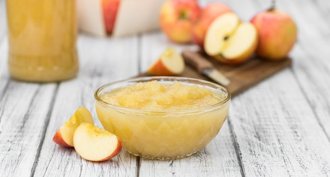 Health Benefits of Applesauce