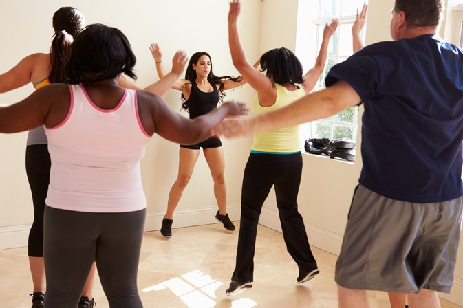 Advice on Zumba for Obese Beginners