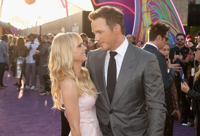 Anna faris admits perfect marriage to chris pratt was often for anna faris admits perfect marriage to chris pratt was often for instagram junglespirit Images