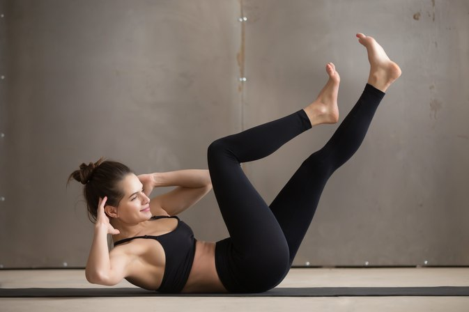 Oblique Exercises for Women at Home