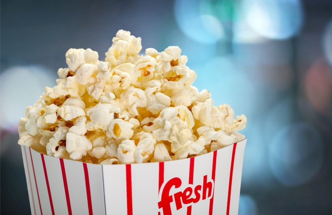 What's REALLY in Your Movie Theater Popcorn?