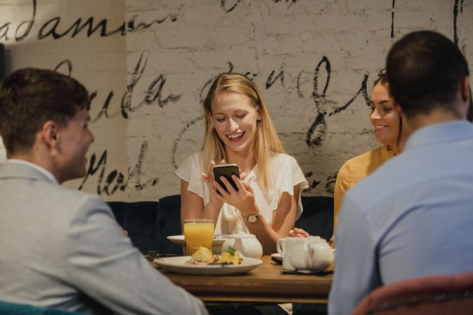You Need to Stop Using Your Phone at Dinner. Seriously.