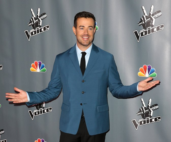 Carson Daly Has No Shame When Talking About Living With Anxiety