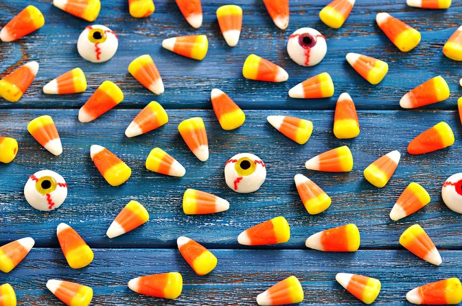 The Most Popular Halloween Candy, State by State