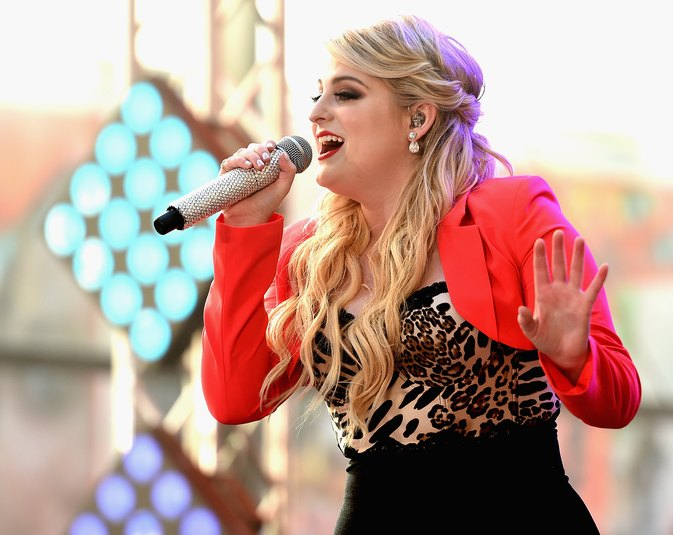 Meghan Trainor Has a Really Sweet Reason for Losing 20 Pounds