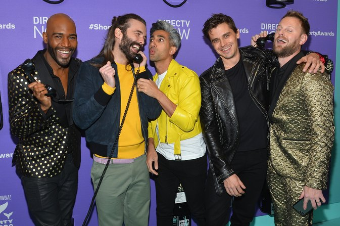 Jonathan Van Ness's weight-loss story is like a bonus episode of 'Queer Eye'