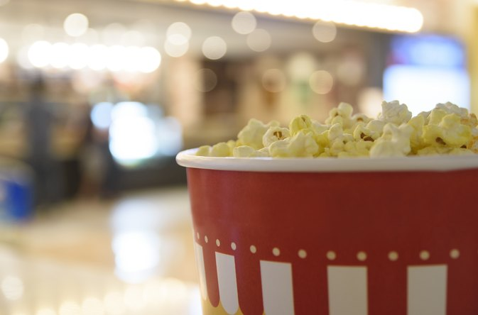 What's Really Inside Your Movie Theater Popcorn?