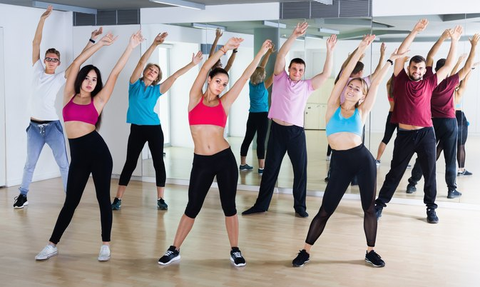 aerobic dance Aerobic dance™ a proprietary form of aerobic exercise developed in 1969 by an american, jacki sorensen.