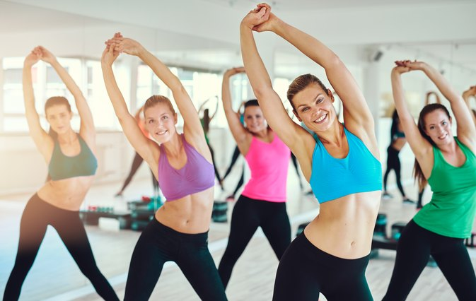 How Many Calories Are Burned in One Hour of Jazzercise?