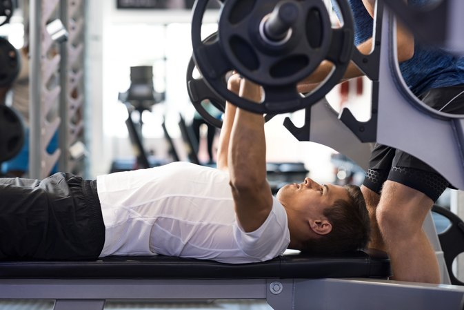 How to Increase Bench Press Reps With 225 Pounds