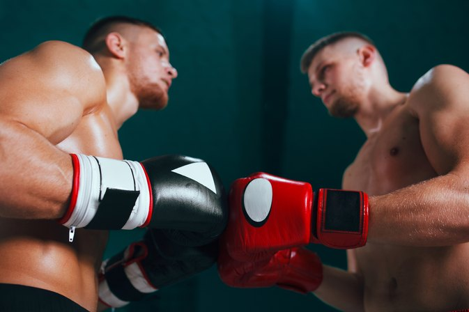 amateur professional and weight Boxing classes