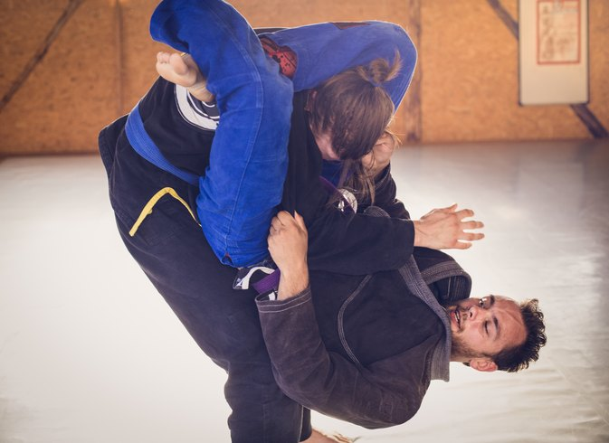 What Is a Rash Guard for Jiu Jitsu?