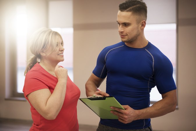 Personal Trainer Fitness Evaluations