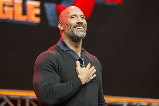"Dwayne ""The Rock"" Johnson gets vulnerable about depression and suicide"