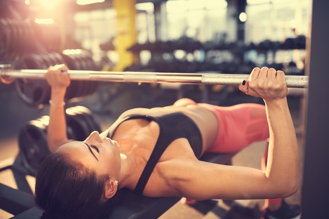 Do You Count Bar Weight Toward Your Bench Press?