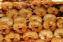 Nutritional Content in Medium-Size Shrimp