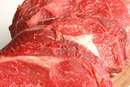Nutritional Value of a Ribeye Steak
