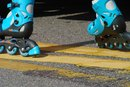 Roller Ski vs. Rollerblade Training