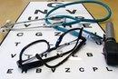 20/70 Eye Exam Results