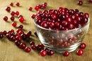 Menstrual Cramps & Cranberry Juice