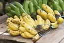 Potassium Levels in Raisins & Banana