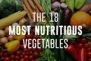 The 18 Most Nutritious Vegetables
