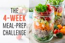 MONTHLY CHALLENGE||The 4-Week Meal-Prep Challenge