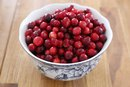 How to Dry Fresh Cranberries
