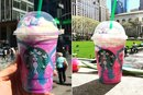 Starbucks' New Unicorn Frappuccino Is Going to Slay on Instagram