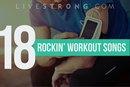 18 Rockin' Workout Songs