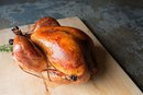 How to Cook a 21.5-Pound Turkey at 325 Degrees Fahrenheit