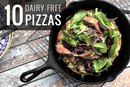 10 Dairy-Free Pizzas So Good You Won't Miss the Mozz