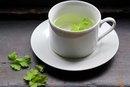How to Make Cilantro Tea