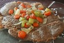 How to Cook Round Steak in a Skillet