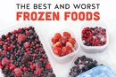 The Best and Worst Frozen Foods