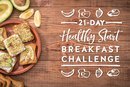 21-Day Healthy Start Breakfast Challenge