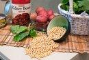 Foods High in Iron & Potassium