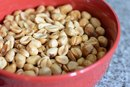 How to Salt & Roast Fresh Peanuts