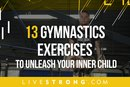 13 Gymnastics Exercises to Unleash Your Inner Child