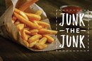 30-Day Get Lean in 2017 Challenge Day 5: Junk the Junk Food