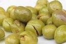 Nutrition Information on Olives