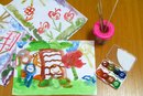 How to Teach the Art Elements of Line and Movement to Kids