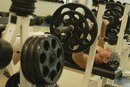 Reasons Weight-Lifting Results in Men's Sore Nipples
